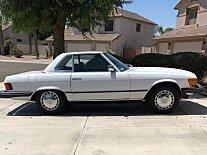 1980 Mercedes-Benz 450SL for sale 101029930
