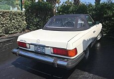 1980 Mercedes-Benz 450SL for sale 101036209