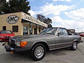 1980 Mercedes-Benz 450SL for sale 101044683