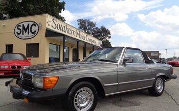 1980 Mercedes-Benz 450SL for sale 101044683