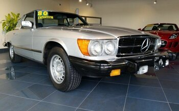 1980 Mercedes-Benz 450SL for sale 101056936
