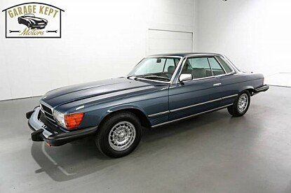 1980 Mercedes-Benz 450SLC for sale 100799502