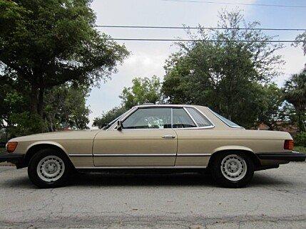 1980 Mercedes-Benz 450SLC for sale 101008199