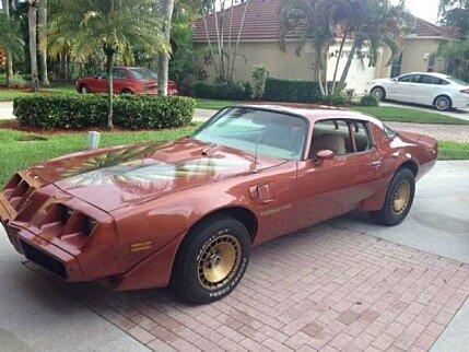 1980 Pontiac Firebird for sale 100827237