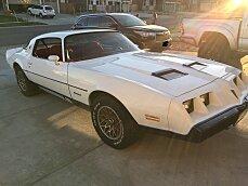 1980 Pontiac Firebird Formula for sale 100863666