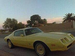 1980 Pontiac Firebird for sale 100961229