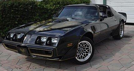 1980 Pontiac Firebird for sale 100985585