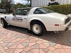 1980 Pontiac Firebird for sale 100993699