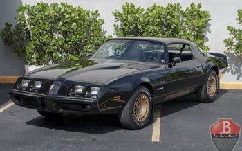 1980 Pontiac Firebird for sale 101000055