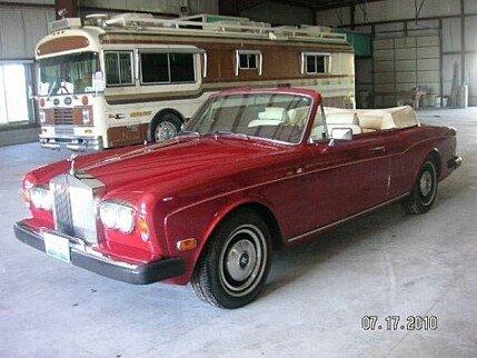 1980 Rolls-Royce Corniche for sale 100805471