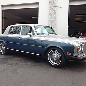1980 Rolls-Royce Silver Shadow for sale 100742305
