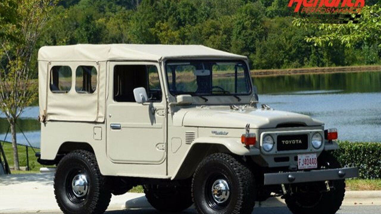 1980 Toyota Land Cruiser for sale 100907109