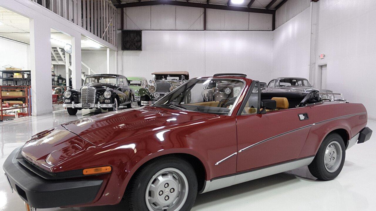 1980 Triumph TR7 for sale near Saint Louis, Missouri 63074 ...