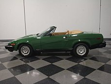 1980 Triumph TR7 for sale 100975734