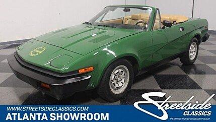 1980 Triumph TR7 for sale 100975734