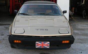 1980 Triumph TR8 for sale 100737183