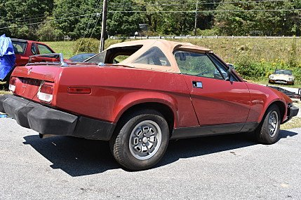 1980 Triumph TR8 for sale 100912514