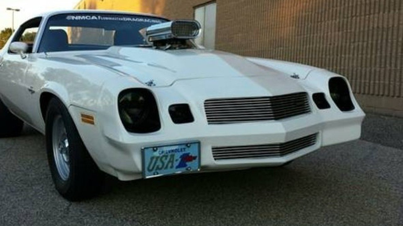 1980 chevrolet Camaro for sale 100984174