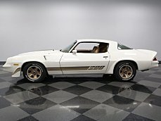 1980 chevrolet Camaro for sale 100978088
