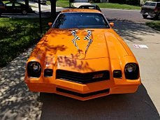 1980 chevrolet Camaro for sale 101016384