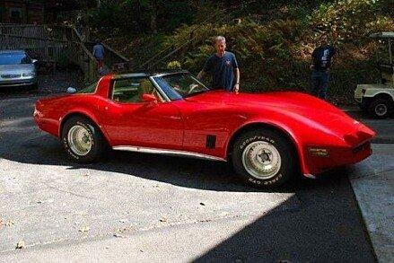 1980 chevrolet Corvette for sale 100830067