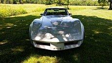 1980 chevrolet Corvette for sale 101042528