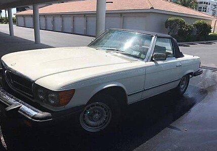 1980 mercedes-benz 450SL for sale 101036209