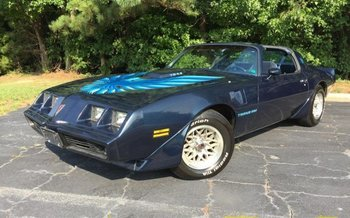 1980 pontiac Firebird for sale 101013368