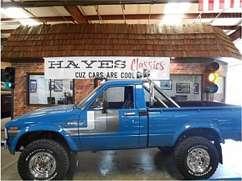 1980 toyota Pickup for sale 100991116
