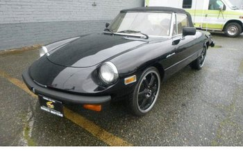 1981 Alfa Romeo Spider for sale 100879163