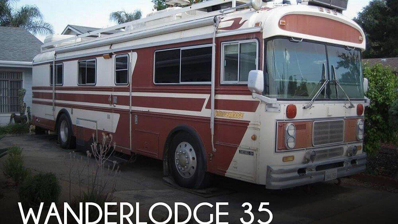 1981 Bluebird Wanderlodge for sale 300171912