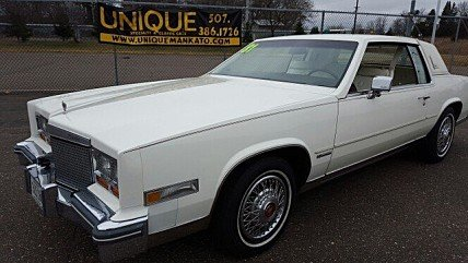1981 Cadillac Eldorado for sale 100752450