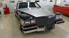 1981 Cadillac Fleetwood Brougham Sedan for sale 100818979