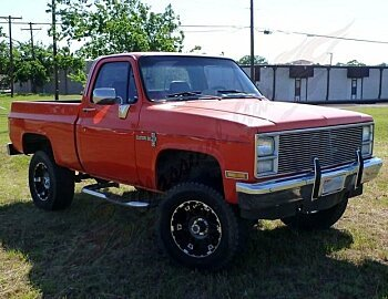 1981 Chevrolet C/K Truck for sale 100831461