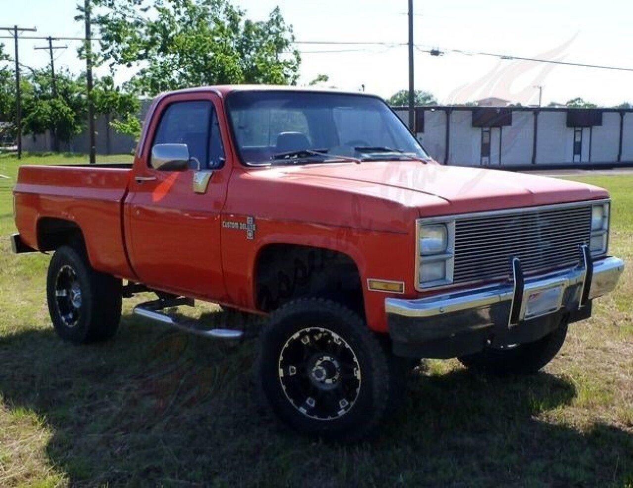 Chevrolet Trucks For Sale >> 1981 Chevrolet C K Truck For Sale Near Arlington Texas 76001