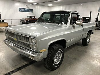 1981 Chevrolet C/K Truck for sale 100954426