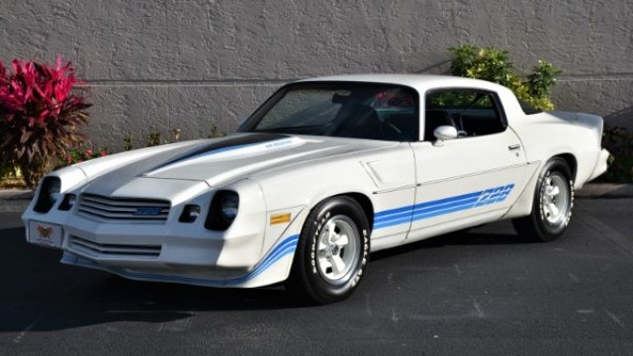 1981 Chevrolet Camaro Coupe for sale 100819809