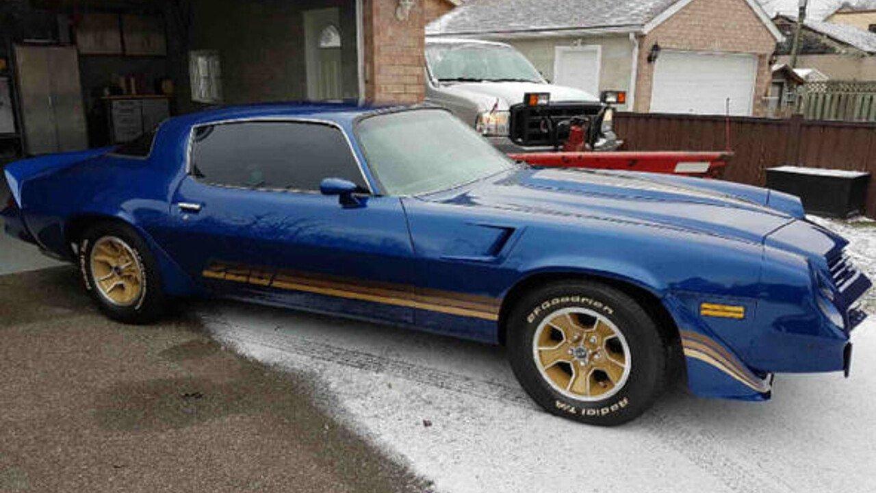 1981 Chevrolet Camaro Coupe For Sale Near Las Vegas