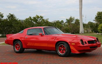 1981 Chevrolet Camaro Coupe for sale 100951382