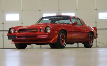 1981 Chevrolet Camaro Coupe for sale 100954671