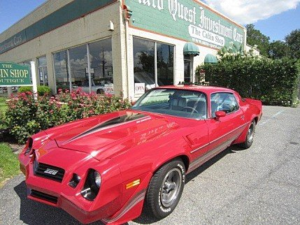 1981 Chevrolet Camaro Coupe for sale 100775609