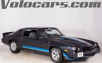 1981 Chevrolet Camaro Coupe for sale 100931259