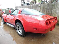 1981 Chevrolet Corvette Coupe for sale 100290122