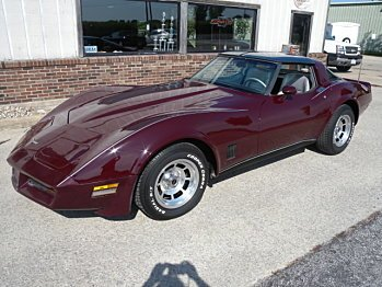 1981 Chevrolet Corvette Coupe for sale 100736345
