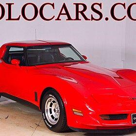 1981 Chevrolet Corvette Coupe for sale 100747930