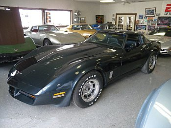 1981 Chevrolet Corvette for sale 100789882