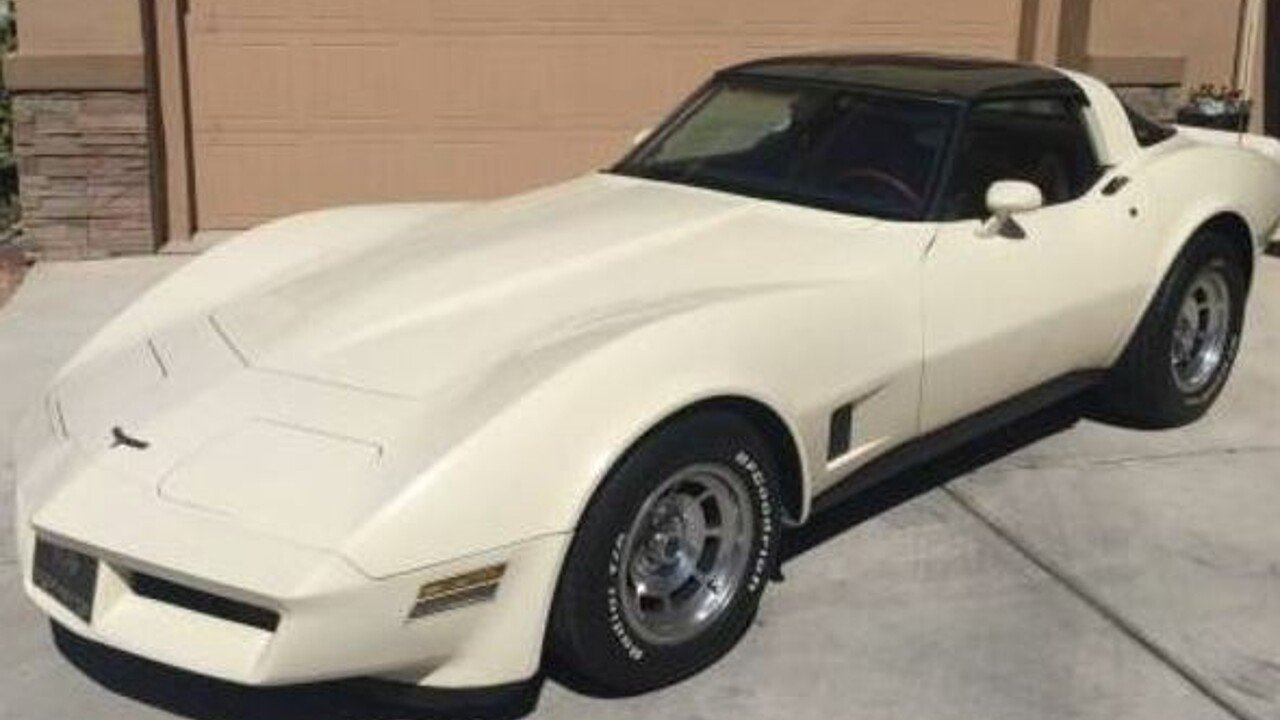 1981 Chevrolet Corvette for sale 100791881