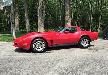 1981 Chevrolet Corvette Coupe for sale 100798201