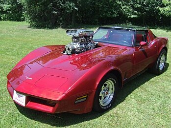 1981 Chevrolet Corvette Coupe for sale 100805899