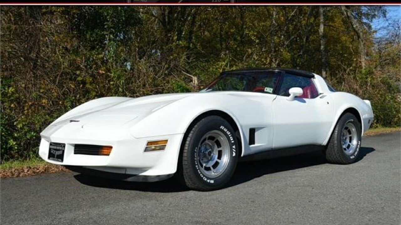 1981 Chevrolet Corvette Coupe for sale 100927098